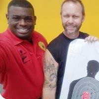Concealed Weapons Shooting Range
